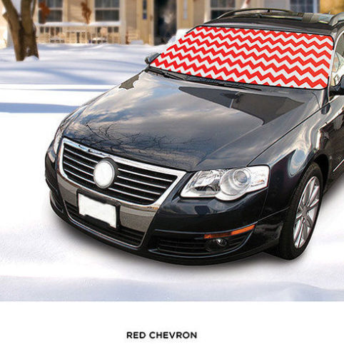 Winter Protective Windshield Cover 3