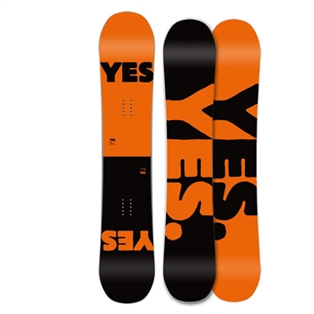 Yes Men's Jackpot Snowboard '12