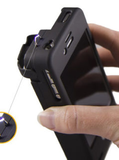 iPhone 4-4S Stun Gun Case 1