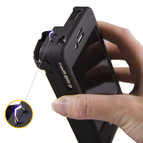 iphone stun gun iphone 4 4s stun gun agazoo 12357