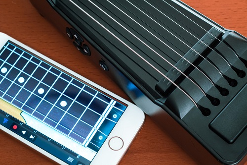 jamstik+ The SmartGuitar 3